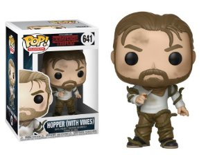 Funko Pop Stranger Things Hopper With Vines #641