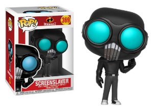 Funko Pop Disney Incredibles Incriveis 2 Screenslaver #369