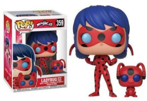 Funko Pop Miraculous Ladybug With Tikki #359