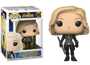 Funko Pop Marvel Avengers Infinity War Black Widow #295