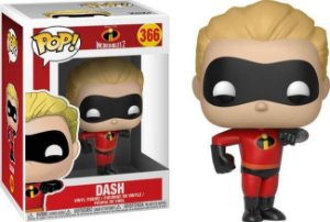 Funko Pop Disney Os Incriveis 2 Incredibles Flecha Dash #366
