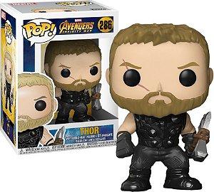 Funko Pop Marvel Avengers Infinity War Thor # 286