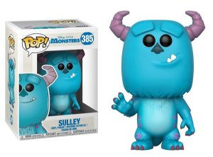 Funko Pop Disney Monsters Monstros SA Sulley #385