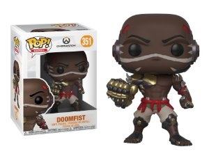 Funko Pop Overwatch Doomfist #351