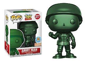 Funko Pop Disney Toy Story Army Man Exclusivo #377