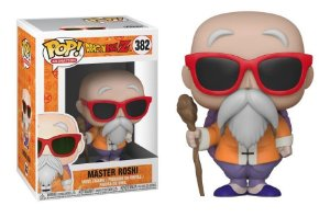 Funko Pop Dragon Ball Z Master Roshi #382