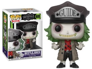 Funko Pop Beetlejuice Besouro Suco #605