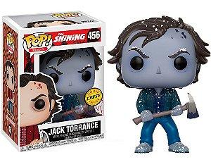 Funko Pop Terror O iluminado The Shining Jack Torrance Chase #456