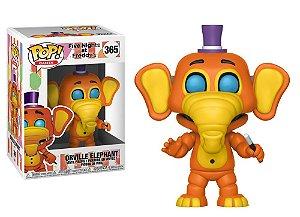 Funko Pop Five Nights At Freddys FNAF Orville Elephant #365