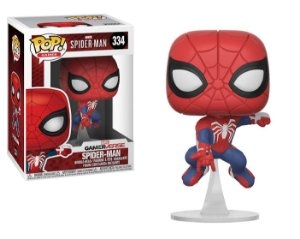 Funko Pop Marvel Game Verse Homem Aranha Spider-man #334