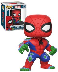 Funko Pop Marvel Spider-Hulk Exclusivo #374