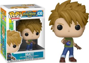 Funko Pop Digimon Matt #430