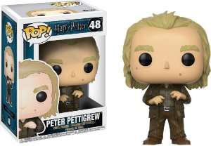 Funko Pop Harry Potter Peter Petigrew #48