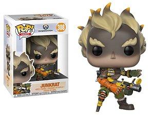 Funko Pop Overwatch Junkrat #308