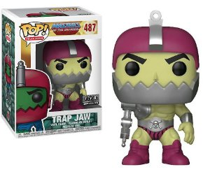 Funko Pop Masters of The Universe Trap Jaw Exclusivo #487