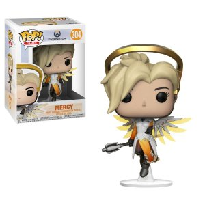 Funko Pop Overwatch Mercy #304