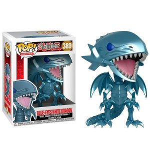 Funko Pop Yugioh Blue Eyes White Dragon #389
