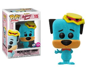 Funko Pop Hanna Barbera Huckleberry Exclusivo Flocked #15