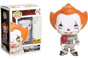 Funko Pop IT Pennywise With Balloon Exclusivo #475