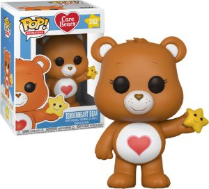Funko Pop Ursinhos Carinhosos Care Bears Tenderheart Bear #352