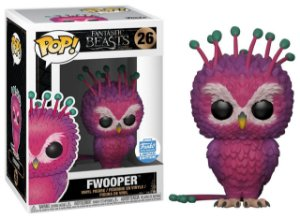 Funko Pop Animais Fantasticos Fantastic Beasts 2 - Fwooper Exclusivo #26