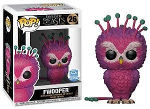 Funko Pop Animais Fantasticos Fantastic Beasts 2 - Fwooper Exclusivo Funko Shop #26
