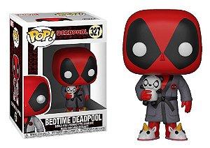Funko Pop Marvel Bedtime Deadpool #327