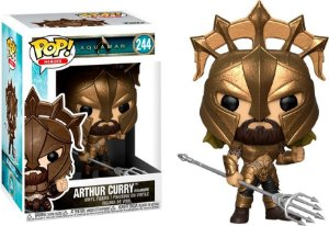 Funko Pop DC Aquaman Arthur Curry Gladiador #244
