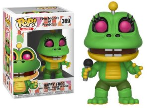 Funko Pop Five Nights At Freddy's FNAF Happy Frog #369