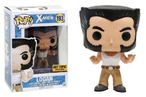 Funko Pop Marvel X-Men Logan Exclusivo #193