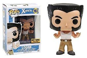 Funko Pop Marvel X-Men Logan Exclusivo #193