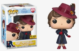 Funko Pop Disney Mary Poppins Returns w/ Umbrella Exclusiva #470