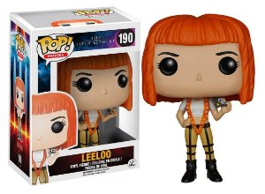 Funko Pop O Quinto Elemento The Fifth Element - Leeloo #190