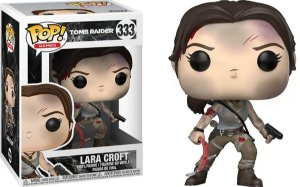 Funko Pop Tomb Raider Lara Croft Movie #333
