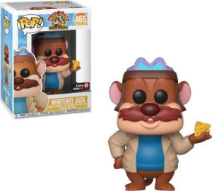 Funko Pop Disney Chip And Dale Monterey Jack Exclusivo #465