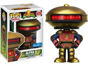 Funko Pop Power Rangers Alpha 5 Exclusivo #408