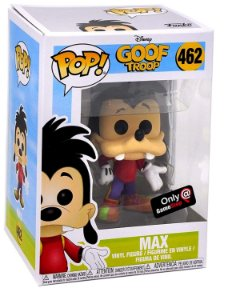 Funko Pop Disney Goofy Troop Pateta Max Exclusivo #462