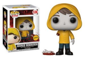 Funko Pop Terror IT Coisa Georgie Denbrough Chase #536