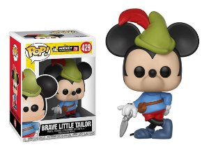 Funko Pop Disney Mickey's 90th Anniversary - Brave Little Tailor #428