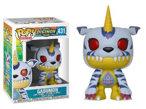 Funko Pop Digimon Gabumon #431