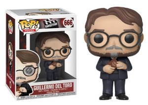 Funko Pop Director Guillhermo Del Toro #666