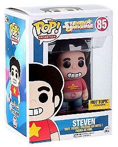 Funko Pop Steven Universe Steven Glow Exclusivo #85