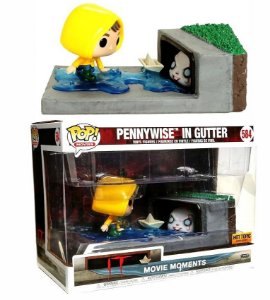 Funko Pop Terror Movie Moments It Pennywise in Gutter Exclusivo #584