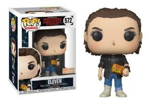 Funko Pop Stranger Things Eleven Exclusiva #572