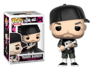 Funko Pop Rocks Blink 182 Travis Barker #84