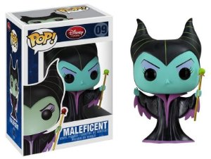 Funko Pop Disney Maleficent Malévola #09