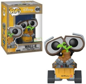 Funko Pop Disney Wall-E Earth Day Exclusivo #400