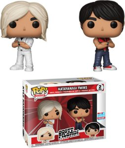 Funko Pop Scott Pilgrim Katayanagi Twins Pack Exclusivo NYCC 18