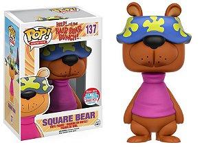Funko Pop Hair Bear Bunch Square Bear Exclusivo NYCC16 #137