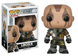 Funko Pop The 100 Lincoln #443